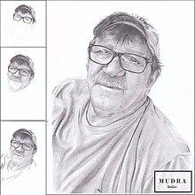 Kresby - Portrét - na zákazku - 11016403_