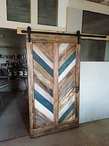 Nábytok - Posuvné dvere - 11015564_
