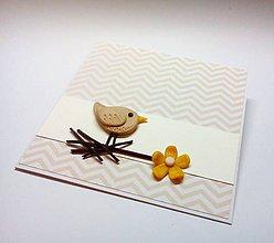 Papiernictvo - Pohľadnica ... štebotanie - 11018261_