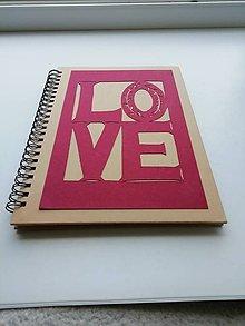 Papiernictvo - Láska... - 11018422_