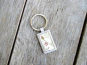 Kľúčenky - Prívesok KVETY - 11017856_