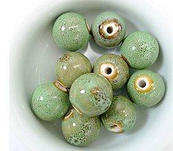 Korálky - KE114 Korálka keramická 1,8 cm - 11016718_