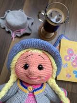 Hračky - bábika malá škôlkarka Bibi - 11017805_