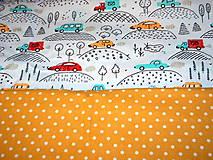 Úžitkový textil - posteľné obliečky detské - 11018643_