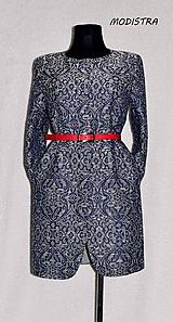Kabáty - Jesenný kabátik-20%zľava!!! - 11018609_