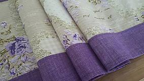 Úžitkový textil - Stredový obrus - 11019801_