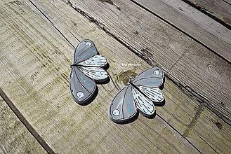 Detské doplnky - motýle...7 - 11019457_
