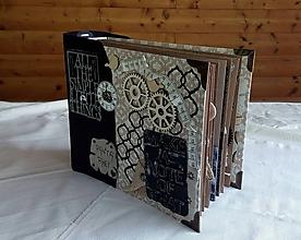 Papiernictvo - Album pre živé spomienky - 11019685_