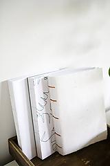 Papiernictvo - Sketchbook - s výkresmi (3.) - 11020437_
