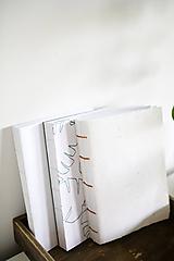 Papiernictvo - Sketchbook - s výkresmi - 11020437_