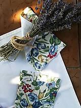 Úžitkový textil - vrecúško - 11020747_