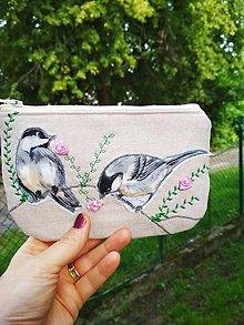 Taštičky - Ptačí námluvy:-) - 11019228_