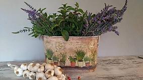 Nádoby - Na bylinky - 11020502_
