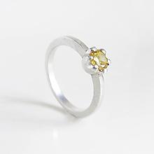 Prstene - PunkPrincess / prstienok s očkom - 11019011_