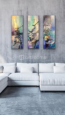 Obrazy - Triptych • Dreamlands - 11019486_