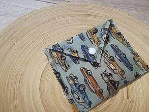 Úžitkový textil - Voskuľkové minivrecko - OBÁLKA - 11019755_