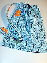 Detské tašky - vrecko na prezúvky - 11020669_