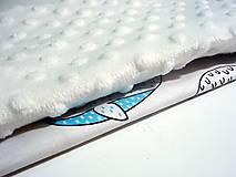 Textil - deka  podložka vankušik - 11020727_