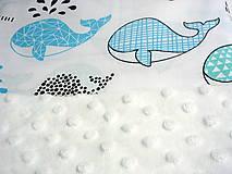Textil - deka  podložka vankušik - 11020728_