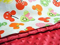 Textil - deka  podložka vankušik - 11020759_
