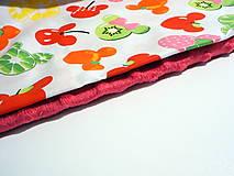 Textil - deka  podložka vankušik - 11020763_