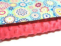 Úžitkový textil - deka  podložka vankušik - 11020963_