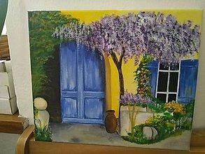 Obrázky - Modrý dom - 11019727_