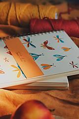 Papiernictvo - Jesenné zápisníky - 11020646_