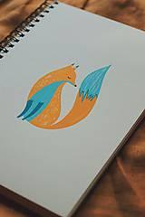Papiernictvo - Jesenné zápisníky - 11020648_