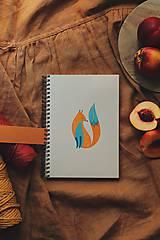Papiernictvo - Jesenné zápisníky - 11020652_