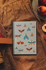 Papiernictvo - Jesenné zápisníky - 11020653_