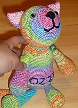 Hračky - Ozzy kočičák - 11021406_