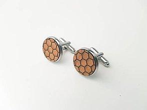 Šperky - Manžetové gombíky - Ornament - 11021987_
