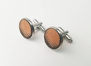Šperky - Manžetové gombíky - Pre golfistov - 11022143_