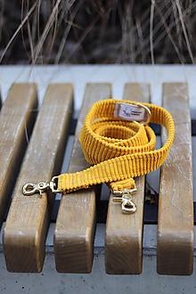 Pre zvieratká - Honey Mustard Leash - 11023046_