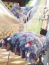 Úžitkový textil - Podsedák Madame Bovary - 11022380_