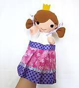 Hračky - Maňuška princezná (na objednávku) - 11023503_