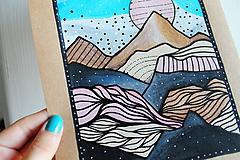 Kresby - Zmrzlinová planéta - 11023770_