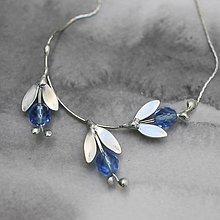 Náhrdelníky - Zvončeky - náhrdelník - 11025145_