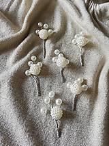 Pierka - Pierka pre svadobných hostí /perličky - 11024124_
