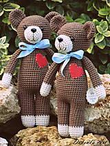 Medvedíčkovia ♥