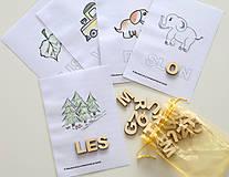 - Kreatívne písmenká ABECEDA – tvorenie prvých slov - 11026143_