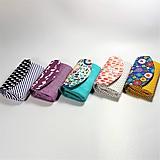 Peňaženky - Peňaženka Barborka - malá - na objednávku - 11028890_