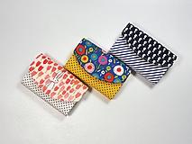 Peňaženky - Peňaženka Barborka - malá - na objednávku - 11028902_