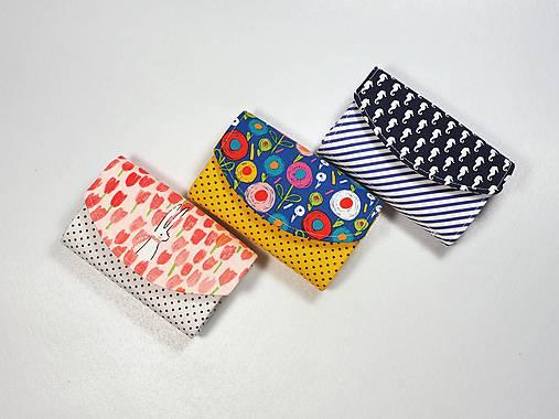Peňaženka Barborka - malá - na objednávku