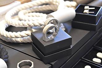 Prstene - Concrete ring Q - 11026204_