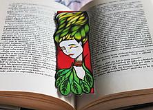 Papiernictvo - Dryáda z lúk a lesov - 11027982_