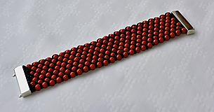 Náramky - náramky zo šujtáš - 11026267_