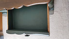 Nábytok - Dubová komoda Romantika - 11027764_