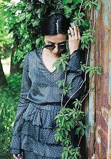 Šaty - Šaty  (XS - Zelená) - 11028062_